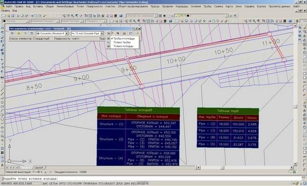 проектування трубопровідних мереж
